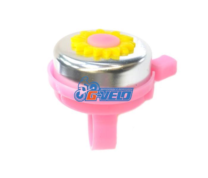 Звонок (розово-серебристый), XN-0-07