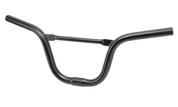 Руль для детских велосипедов 485 мм, чёрный
