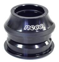 """NECO, Рулевая колонка 1-1/8"""" полуинтегрированная H125M, высота 10.9±0.5мм, пром. подшипник"""
