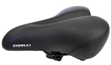 Седло Cionlli Comfort 7062, хомут