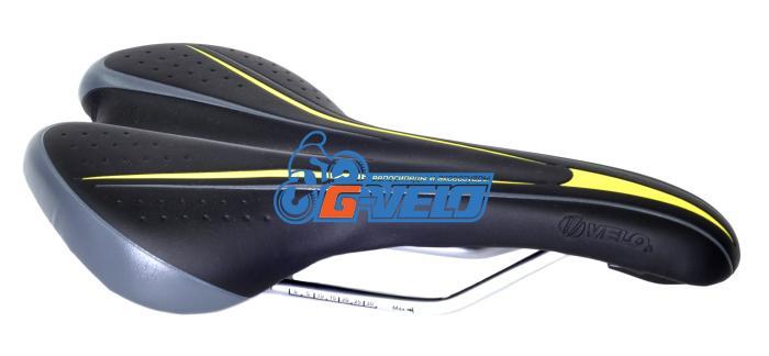 Седло Velo VL-3315 для MTB 336гр. 276*157мм