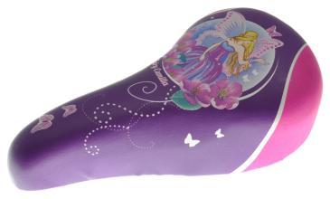 Седло детское Vinca Sport, размер 240x140мм, VS 12  fairy Camilla