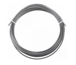 Оплетка троса переключателя передач Ø 5 мм (СЕРАЯ) 203-5, 1метр