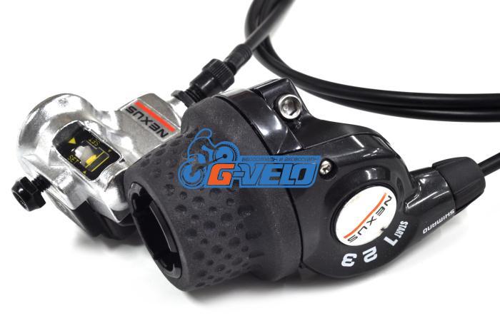 Шифтер Shimano Nexus SL-3S35E 3ск bell crank 6 1600mm