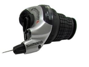 Шифтер Shimano SL-RS41 3ск серебристый