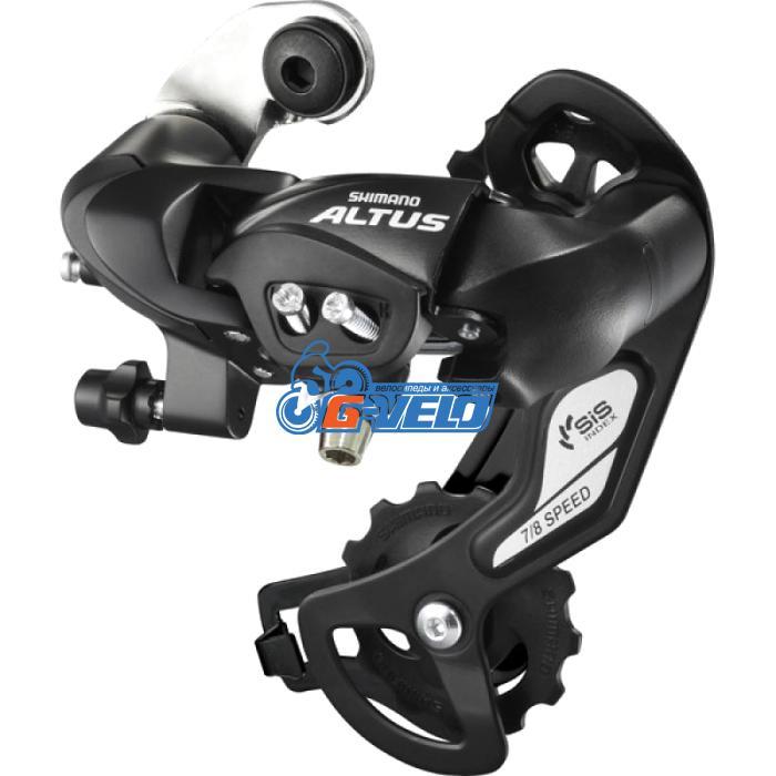 Задний переключатель Shimano ALTUS RD-M280 черный