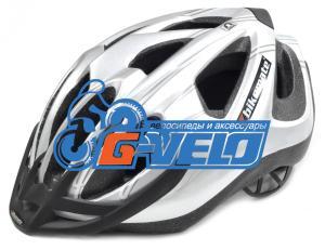 Велошлем CRATONI BIKEmate MTB серебро/антрацит 54-60 см