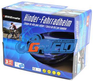 Велошлем CRATONI BIKEmate MTB синий/антрацит комуфляж, 49-54 см