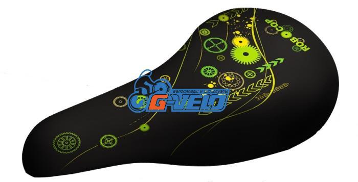 Седло детское Vinca Sport, размер 240x140мм, VS 12 robokop