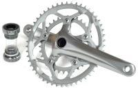 Система Prowheel Forged OUNCE 50-34T 172,5мм, серебро, с интегр. кареткой