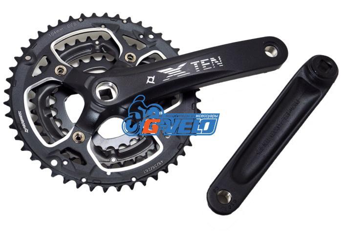 Система Prowheel TEN-751 48/36/26 175 мм, под квадрат