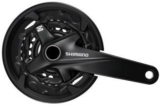 Система Shimano Altus FC-MT210 44-32-22T 175мм