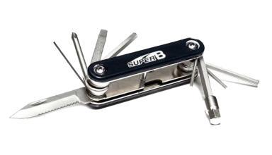 Складной набор инструмента 10 в 1, SuperB 9680