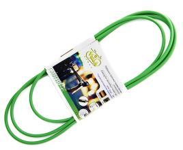 Рубашка троса переключения, Vinca Sport D=4 VSC 4 green, зеленая, 2м