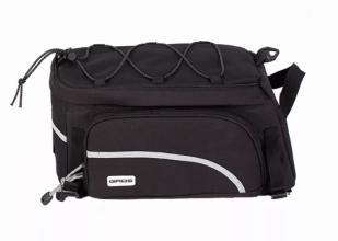 Сумка GROS на багажник велосипеда (с карманами) REAR RACK BAG