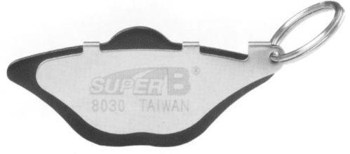 Инструмент для выставления зазора между дисковыми колодками, SuperB 8030
