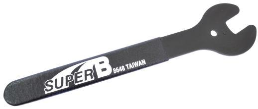 Конусный ключ 13мм, SuperB 8648