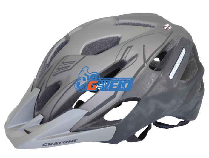 Велошлем CRATONI  Allround\TITAN, 20 отверстий
