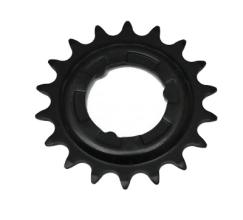 Звезда задней втулки Shimano 20T (2,3мм) черная