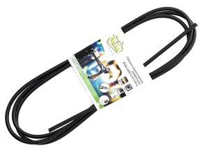 Рубашка тормозного тросика, Vinca Sport D=5 VSC 2 black, черная, 2м