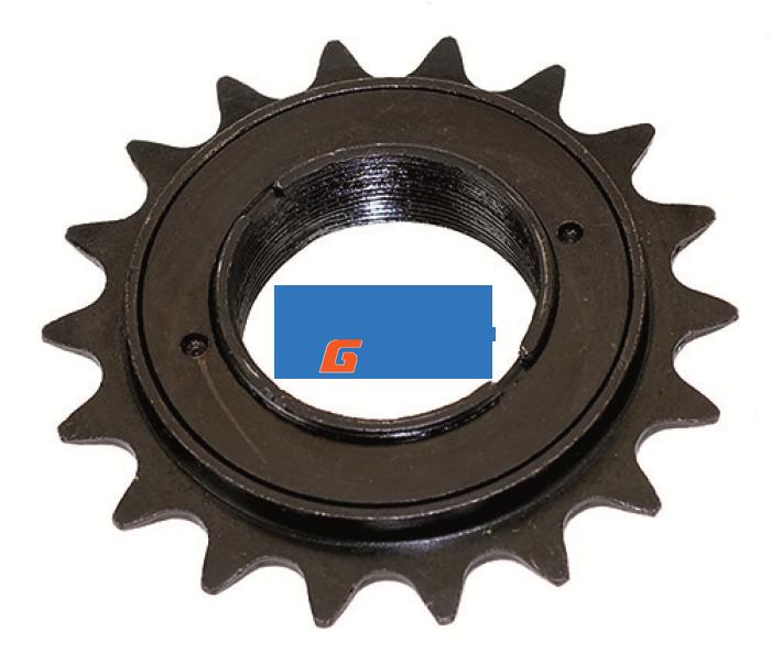 """Трещотка 1ск 18T для BMX и Singlespeed велосипедов, для  цепи 1/2""""х1/8"""", FW-318 T"""