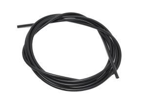 Оплетка троса переключателя передач Ø 5 мм (ЧЕРНАЯ) 203-1, 1метр