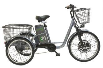 Трицикл E-motions Kangoo 20 500W