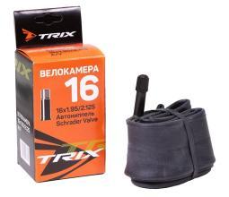Камера 16 TRIX 16х1,95/2,125 автониппель AV, бутил