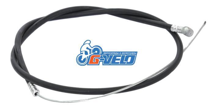 Рубашка тормозного тросика + тросик GVELO D=5 60/80мм