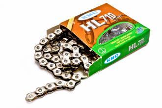 Цепь KMC HL710 BMX Halflink 100 зв
