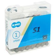 Цепь KMC S1 1ск к-во звеньев 112 (Z-410) OEM