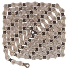 Цепь TAYA TB-101 10 скоростей 116 зв silver, с замком
