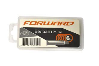 Велоаптечка Forward, заплатки 6шт, клей 5мл, бокс