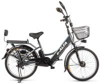 Велогибрид Eltreco e-ALFA 24
