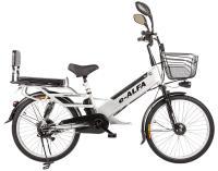 Велогибрид Eltreco e-ALFA GL 24