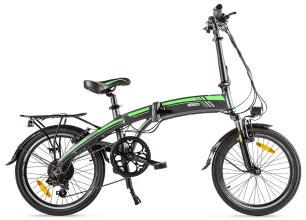Велогибрид Eltreco LETO 20