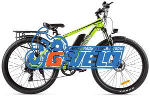 Велогибрид Eltreco XT750 27,5