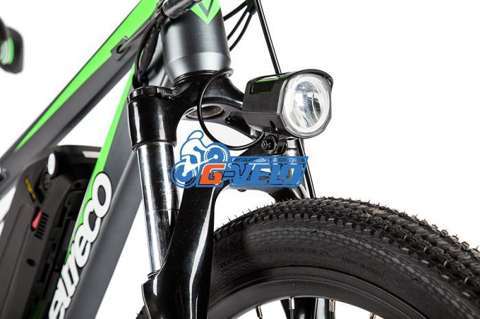 Велогибрид Eltreco XT880 27,5