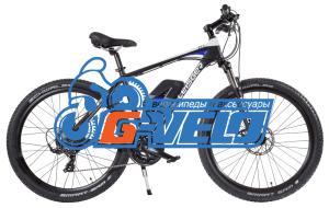 Велогибрид LEISGER MD5 BASIC 27,5