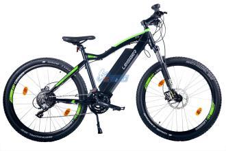 Велогибрид LEISGER MI5 27,5