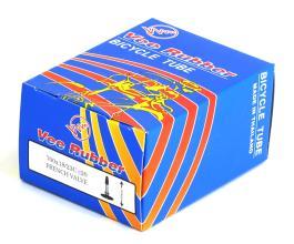 Камера 700 VEE Rubber 700x18/23C 48mm FV велониппель, FV-28-1823-48