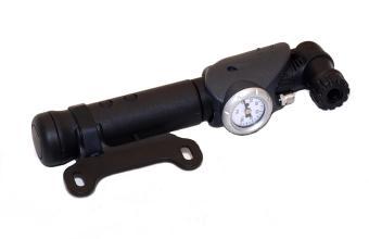 Велонасос GIYO GM-83 micro pump с манометром, шланг