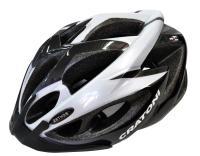 Велошлем CRATONI YOUTH\ZETHOS, 21 отверстие, M\L, оранжевый/черный
