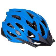 Велошлем STG, MV29-A, M (55-58 см) синий, с застежкой