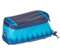 Велосумка Roswheel на руль, для телефона, голуб/синий, 121024LSL-B