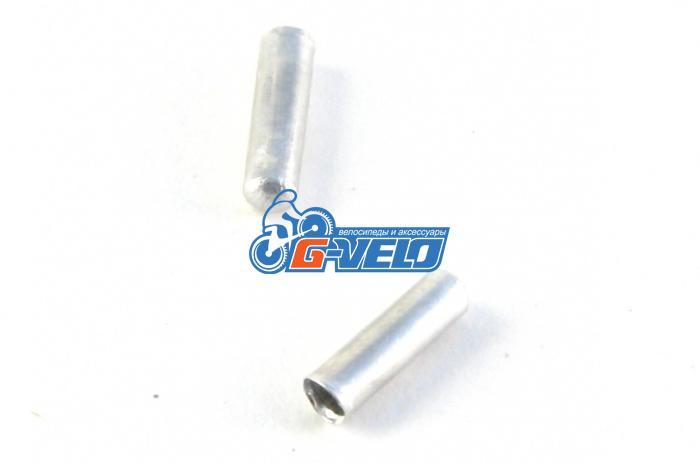 Наконечник троса Vinca Sport D=2,0мм, алюминий, VSE 3