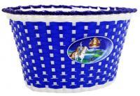Vinca Sport, Корзинка детская на руль 16, цвет синий, 240x165x155мм, P 04 blue