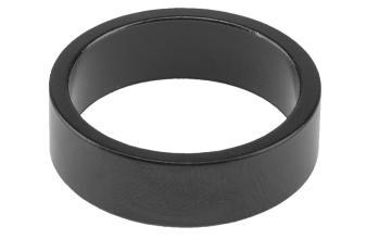 Vinca sport, Проставочное кольцо 10мм алюм. черное VST 10
