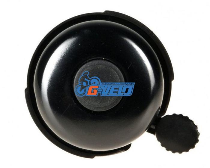 Vinca Sport, Звонок черный металлик YL 02 black
