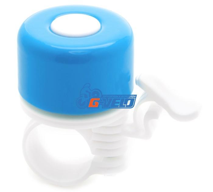 Vinca Sport, Звонок велосипедный цвет: голубой, YL 011-6 blue